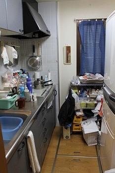 キッチン:L.F様宅